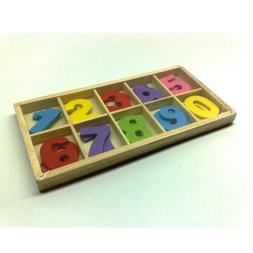 Drveni brojevi  Klikni i kupi - Poklon galerija